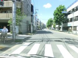 千川下り 中野区